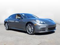 Get behind the wheel of our One Owner 2015 Porsche