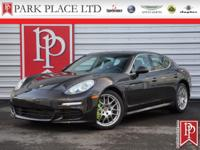 2015 Porsche Panamera S E-Hybrid finished in Carbon