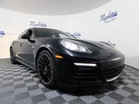 New Price! 2015 Porsche Panamera Black ** NEW TIRES **,