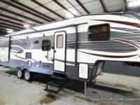 The 2015 Palomino Puma 295BHSS is a fifth wheel that