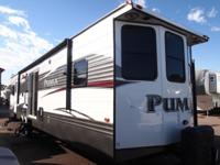 Enjoy vacation comfort in your Puma park model whether
