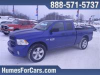 Checkout this Humes 1 Owner 2015 Blue Streak Pearlcoat
