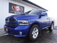 FREE POWERTRAIN WARRANTY! VERY COOL 2015 DODGE RAM 1500