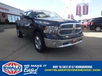 *DESIRABLE FEATURES:* This CHRYSLER CERTIFIED 2015 Ram