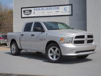 ***CERTIFIED RAM*** 7yr / 100k mile certified warranty,