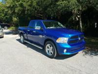 This 2015 Ram 1500 Express is proudly offered by