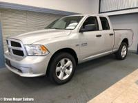 ONE OWNER RAM 1500 EXPRESS QUAD CAB WITH ONLY 20K