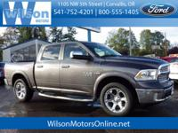 Outstanding design defines the 2015 Ram 1500! Boasting