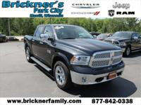 2015 Ram 1500 Laramie CARFAX One-Owner. Clean CARFAX.
