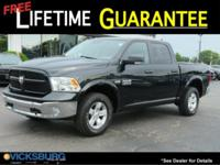 **TOWING PACKAGE**, A 5.7L Hemi, Bucket seats and