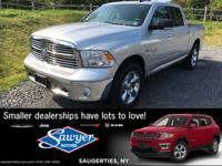 Discerning drivers will appreciate the 2015 Ram 1500! A