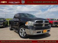 Brilliant Black Crystal Pearlcoat 2015 Ram 1500 Big