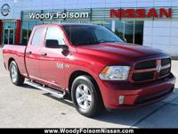 One-Owner, LOCAL TRADE-IN, Clean CARFAX. 2015 Ram 1500