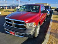 Take command of the road in the 2015 Ram 1500! Packed