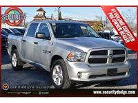 Security Dodge has a wide selection of pre-owned