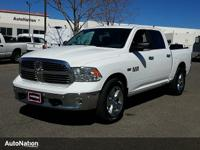 QUICK ORDER PACKAGE 26Z BIG HORN,ENGINE: 5.7L V8 HEMI