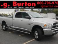 2015 Ram 2500 SLT ***THIS VEHICLE IS SCHEDULED TO LEAVE
