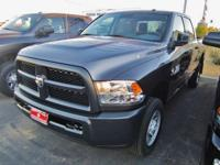 Take command of the road in the 2015 Ram 2500! It comes