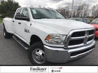 New Price! 2015 Ram 3500 ** Carfax Certified 1-Owner,