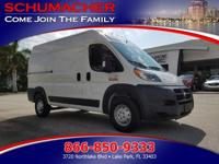 Options:  2015 Ram Promaster 2500 Cargo|