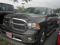 This new RAM 1500 SLT is now for sale in San Antonio at