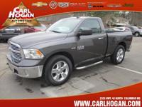 Options:  2015 Ram 1500 Big Horn|4X2 Slt 2Dr Regular