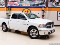 2015 Ram 1500 Big Horn HEMI  CARFAX clean, one owner