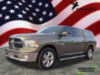 Bronze 2015 Ram 1500 Big Horn RWD 8-Speed Automatic
