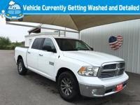 Take command of the road in the 2015 Ram 1500! It just