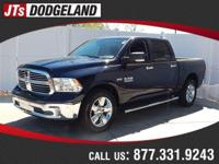 Options:  2015 Ram 1500 Big Horn|Blue/|V8 5.7 L