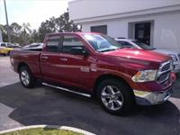 Options:  2015 Ram 1500 Big Horn|4X2 Big Horn 4Dr Quad