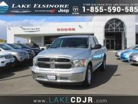 This 2015 Ram 1500 SLT is proudly offered by Lake