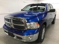 Options:  2015 Ram 1500 Big Horn|Blue|Priced Below Kbb