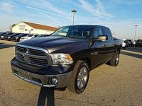 Options:  2015 Ram 1500 Big Horn|Priced Below Kbb Fair