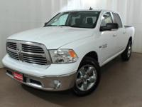 NOT A RENTAL!! This stunning Ram 1500 is loaded with