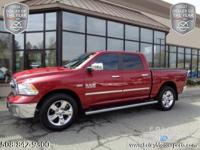 1-OWNER... LOADED... JUST Traded!! 2015 RAM 1500 Big