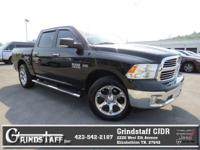 PREMIUM & KEY FEATURES ON THIS 2015 Ram 1500 include,