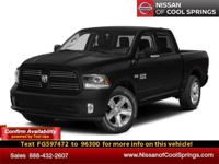 LIVE VIDEO LINK!   This 2015 Ram 1500 Big Horn is a