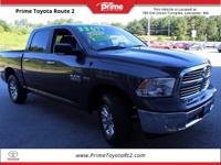 New Price! 2015 Ram 1500 Big Horn in Grey. ABS brakes,