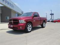 Options:  2015 Ram 1500 Tradesman/Express|Miles:
