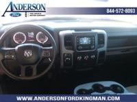 This Ram 1500 has a dependable Regular Unleaded V-8 5.7