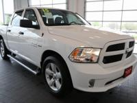 Options:  2015 Ram 1500|White|**Carfax 1
