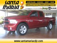 Options:  2015 Ram 1500 Express 2Wd 140Wb|Clean Carfax.