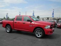 This 2015 Ram 1500 Express is proudly offered by Crain