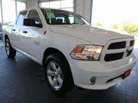 Options:  2015 Ram 1500 Express|White|**Carfax 1