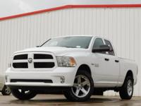 2015 Ram 1500 Bright White Clearcoat 8-Speed Automatic