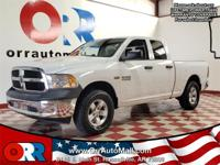 2015 Ram 1500 Express White Awards:   * Green Car