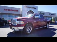 Don't miss out on this 2015 RAM 1500 Laramie! It comes