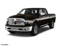 Options:  2015 Ram 1500 Laramie|4X4 Laramie 4Dr Crew