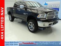 LARAMIE-HEMI-4X4-LIFTED-ROOF-NAV-REAR CAM-REAR